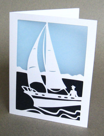 Sailboat Greeting