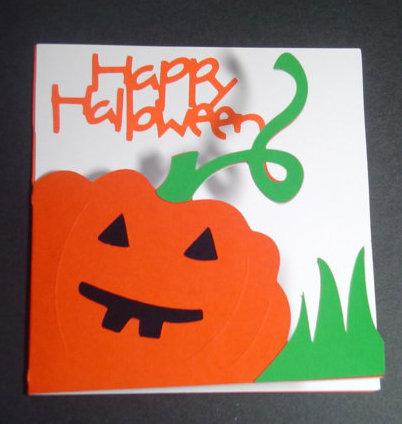 Happy Halloween Pumpkin