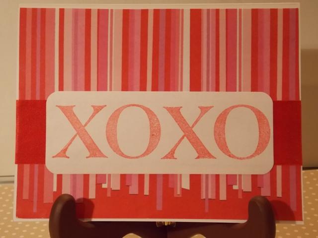 XOXO Valentines Day