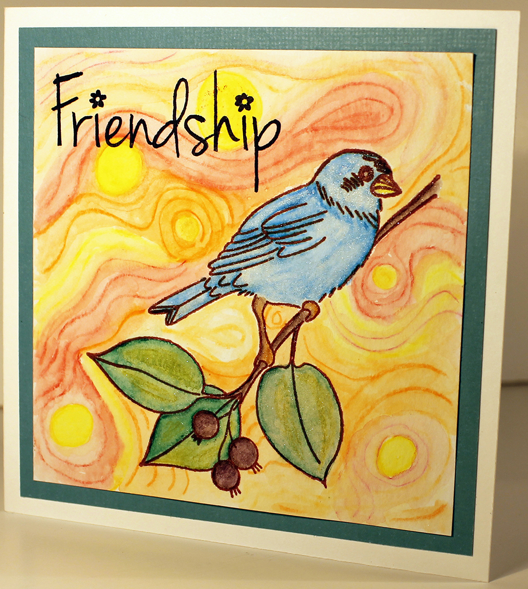 Friendship Canary