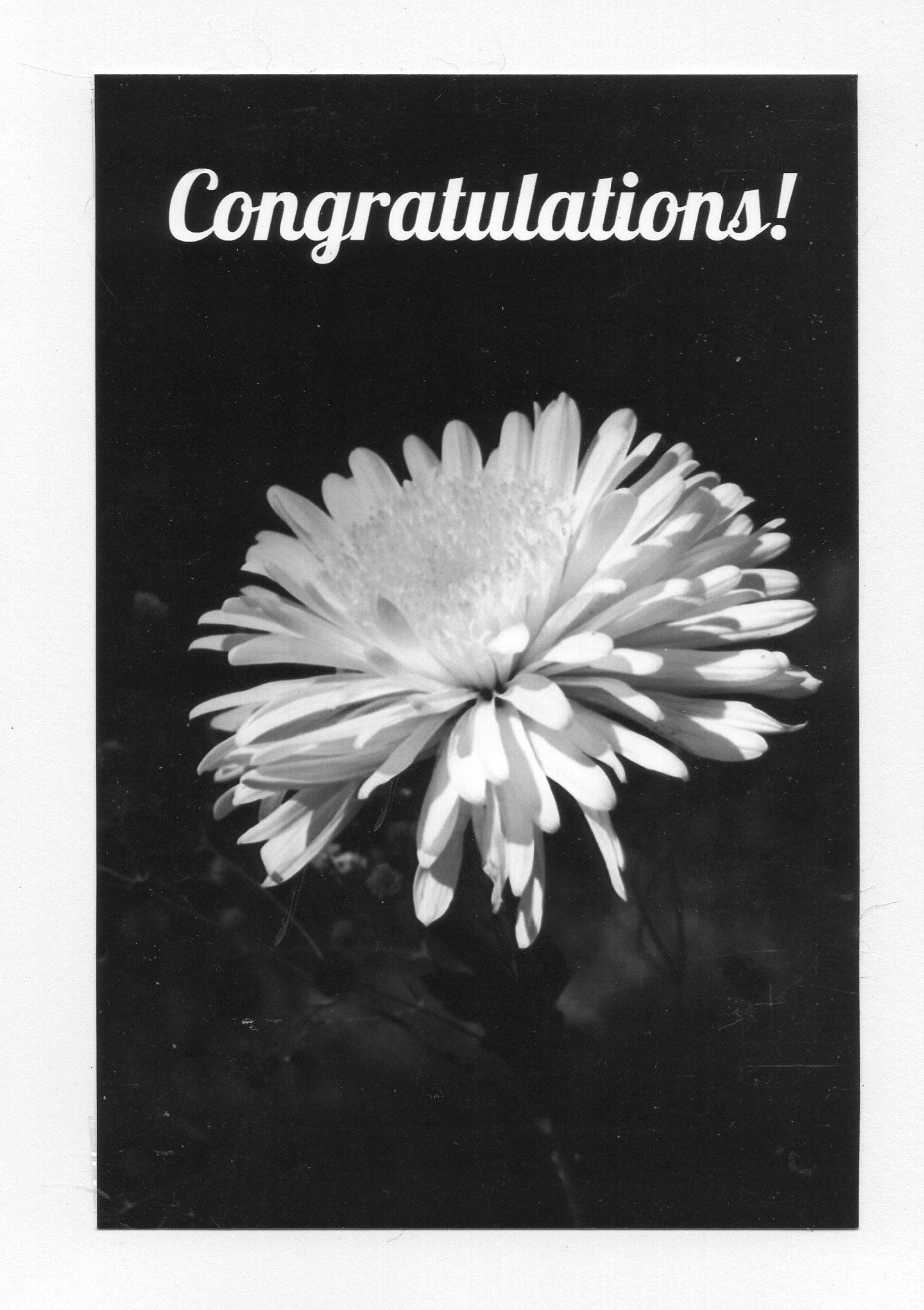 Congratulations!!