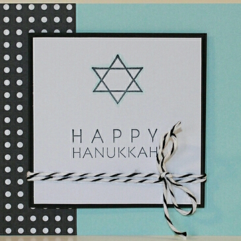 Star of David Hanukkah