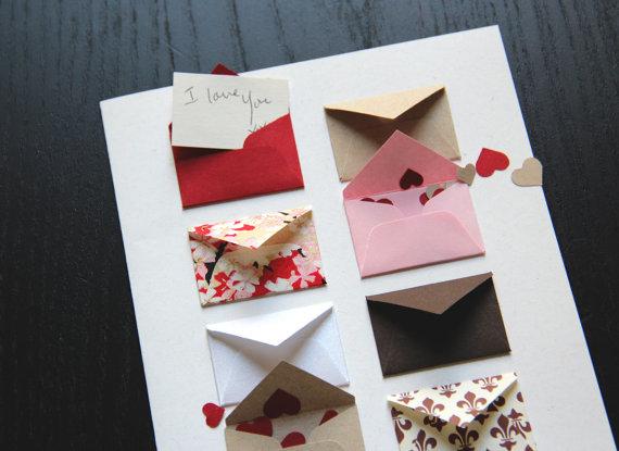 I Love You - Tiny Envelopes