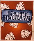 Classic Happy Holidays