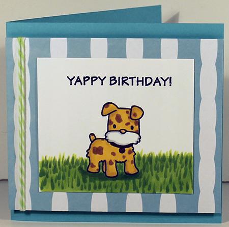 Yappy Birthday!
