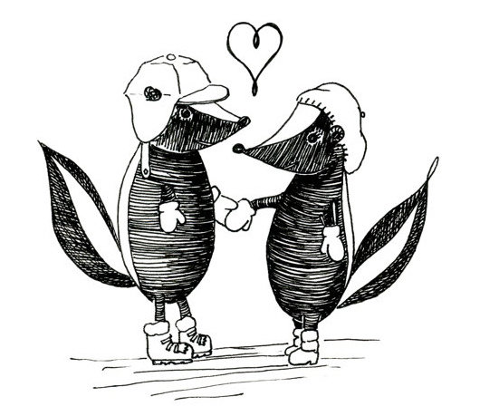 Love Skunks