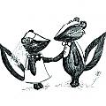 Wedding Skunks